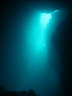 雲見の洞窟