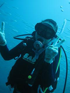オープンウォーター海洋実習